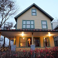 12. A Christmas Story House  Photo courtesy of Flickr Creative Commons
