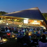 16. Blossom Music Center  Photo courtesy of Flickr Creative Commons