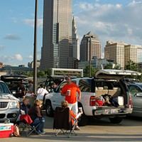 31. Tailgating  Photo courtesy of Flickr Creative Commons