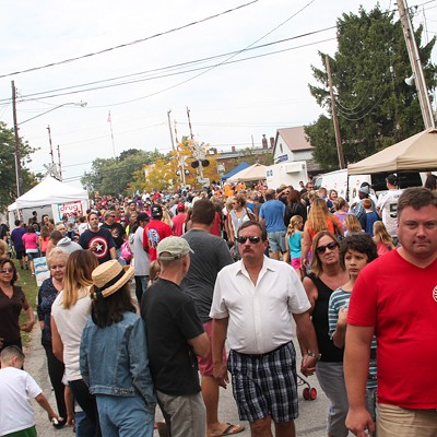 35 Photos from the 42nd Annual Woollybear Festival in Vermilion
