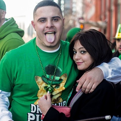 40 Photos of St. Patrick's Day Festivities in Cleveland