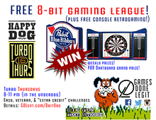 8-Bit League Grand Finals