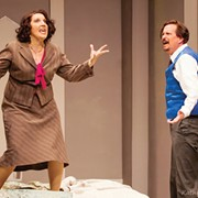 A Base Tenor Triggers Laughs in Lend Me a Tenor at Beck Center
