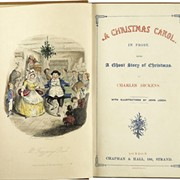 First Edition of Charles Dickens' A Christmas Carol Discovered in Cleveland Public Library