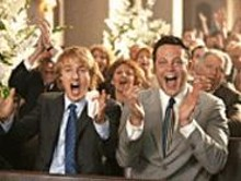 A good year for vulgarity: Wedding Crashers was '05's most unlikely hit.