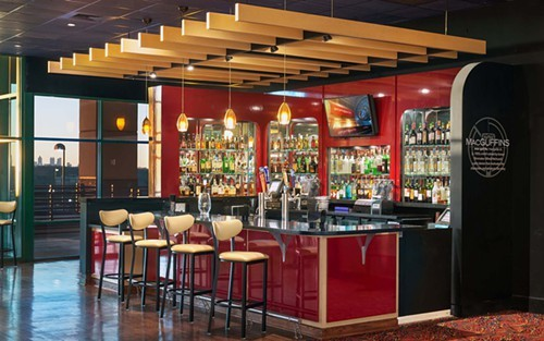 Amc Now Has A Bar At Ridge Park Square Westwood Soon To