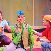 A Mite Short on Wit: Starmites at Porthouse Theatre Tries Hard but Never Takes Flight