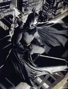 A scene from Batman: War on Crime