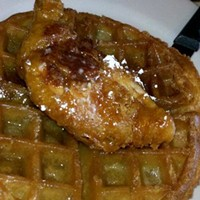 The 10 Best Drunken Eats in Cleveland A Tremont staple, The South Side has been serving late night Tremonsters till 2am for a decade. Plus the eye candy is not too shabby there late night as well. The South Side is located at 2207 W 11th St. Call 216-937-2288 or visit southsidecleveland.com for more information. Photo Courtesy of Instagram User dai_mo_e