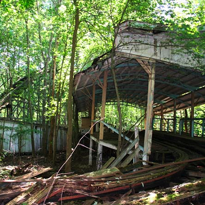 Abandoned Ohio: 22 Photos of Ohio's Deserted Landmarks