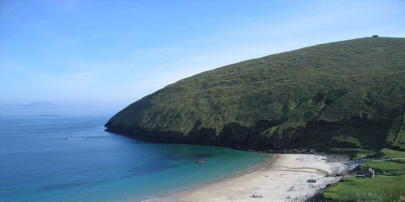 Cleveland's Sister Cities Achill Island in County Mayo, Ireland.