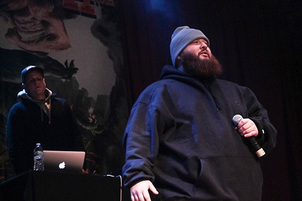 Action Bronson at House of Blues