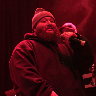 Action Bronson Performing at House of Blues