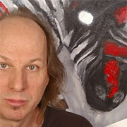 Guitar legend Adrian Belew gigs with kids half his age, tries to keep up