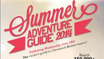 Advertise in Scene's Summer Adventure Guide