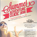 Advertise in Scene's Summer Adventure Guide