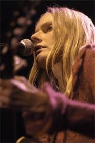 Aimee Mann, in a reflective mood at the Odeon February 3. - WALTER  NOVAK