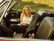 Aimee Mann is enjoying her ride on indie street.