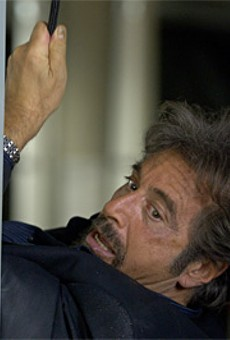 Al Pacino, looking for his lost legacy.