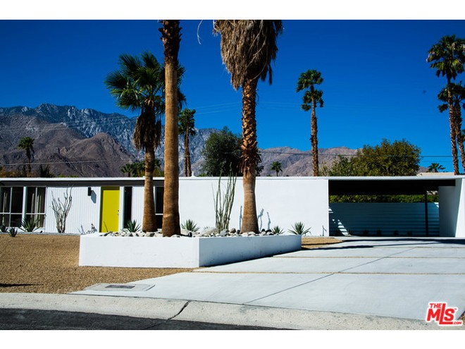 Alan Freed 39 S Palm Springs Home Is For Sale Scene And