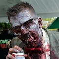 All Good Zombies Drink PBR With a Straw