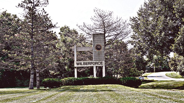 Wilberforce University Campus