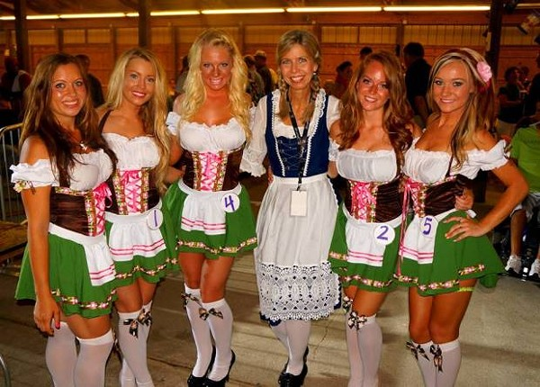 Friday, August 29: Oktoberfest