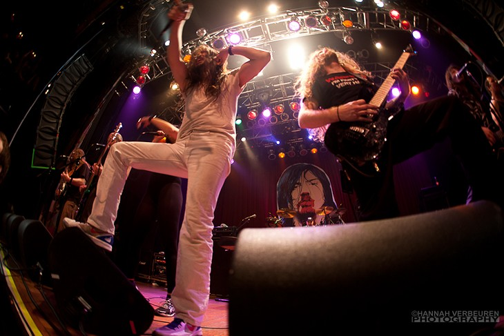 Andrew W.K. at the House of Blues