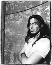 Andrew W.K.: He's in the feel-good business.
