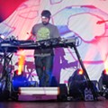 Animal Collective Performing at House of Blues