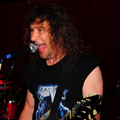 Anvil at the Grog Shop
