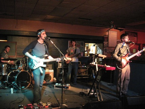 Aqueous at Beachland Tavern