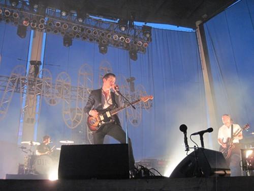 Arctic Monkeys at Nautica