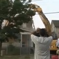 Ariel Castro's House Is Gone