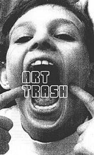 Art Trash, a publication by Jennifer Brooke Adler.