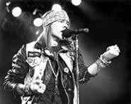 Axl looks to turn Cleveland into Paradise come November.