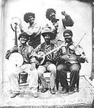 Back to the brutal 1840s: The Allendale Melodians.