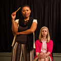 Back Writing White: A Character Who is an African-American Playwright has Problems Writing for White Chicks in This is Not the Play