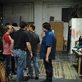 Backstage with Something Dada, Cleveland's Own Improv Comedy Group