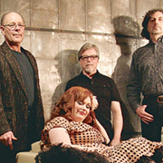 Band of the Week: Rachel Brown and the Beatnik Playboys