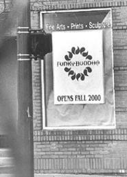 Barbu's newest playground: The $1 million Funky - Buddha. - WALTER  NOVAK