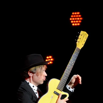 Beck Performing at the State Theatre