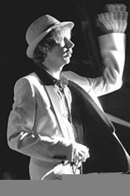 Beck, serenading the House of Blues, September 25. - WALTER  NOVAK
