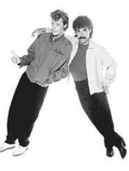 Beneath their cuddly exterior, Hall & Oates are a pair of badasses.