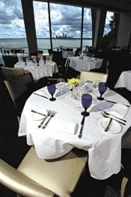 Between the new look, a great menu, and that view, the Pier W makeover is a winner. - WALTER  NOVAK