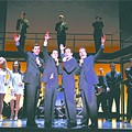 Frankie Valli and his Seasons are brought to life in Playhouse Square's <i>Jersey Boys</i>