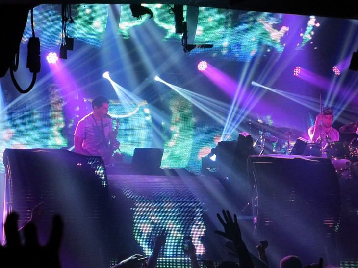 Big Gigantic Playing at House of Blues