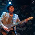 Big Head Todd and the Monsters performing at House of Blues
