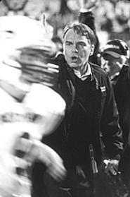 Billy Bob Thornton plays hard-nosed coach Gary - Gaines.