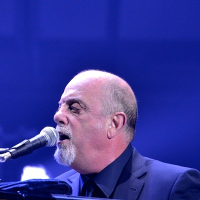 Billy Joel Performing at Quicken Loans Arena